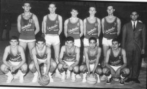 Copa del Rey 63/64. Estudiantes