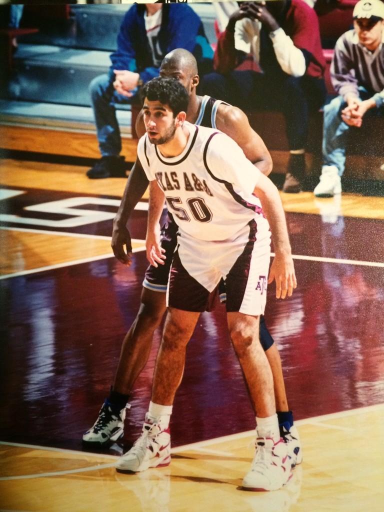 NCAA Dario Quesada