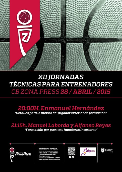 Clinic de Baloncesto Zona Press