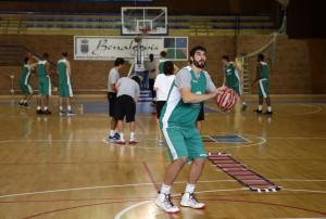 Dani Díez Foto: Unicaja Baloncesto
