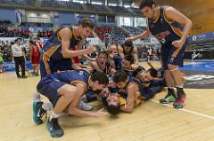 Cpto España Cadete 2016. Foto FEB