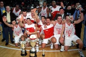 Momentos epicos TDK Manresa Copa 1996 05