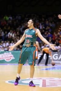 Pierre Oriola. Foto Baloncesto Sevilla