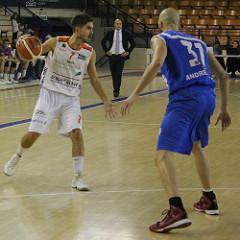 Andres Miso. Foto Baloncesto FEB