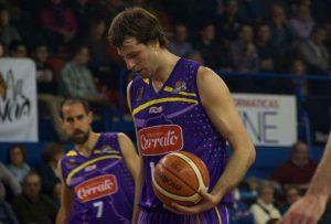 Urko Otegi Foto: Palencia Basket